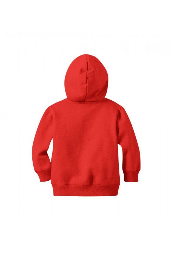 Bluza Dziecięca Rozpiana Własność Kota - Imię Kota
