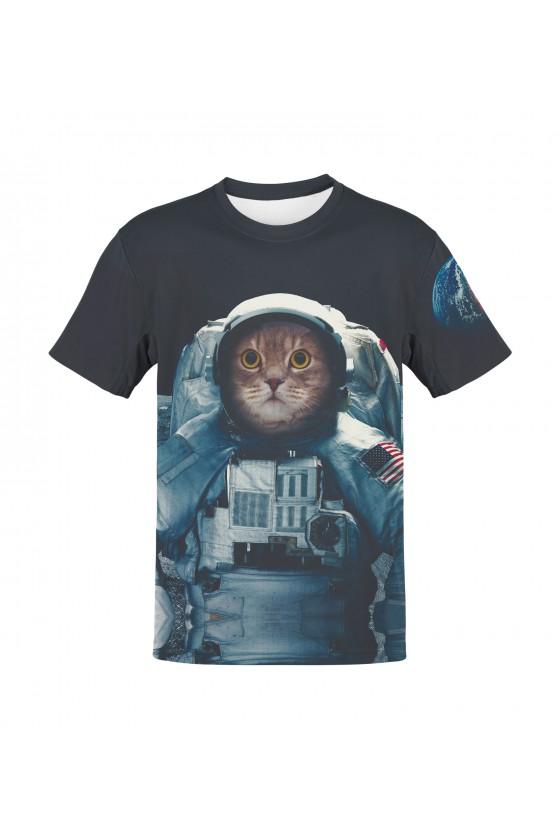 Koszulka Męska FullPrint -...