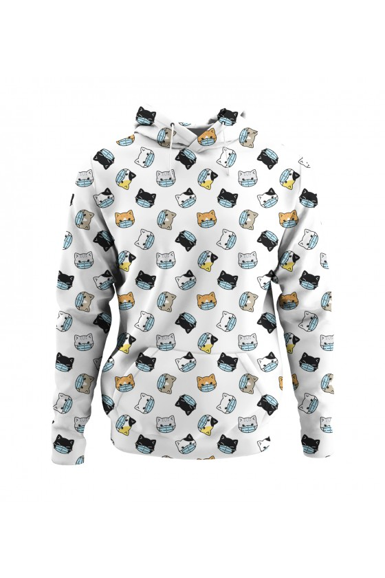 Bluza z Kapturem FullPrint...